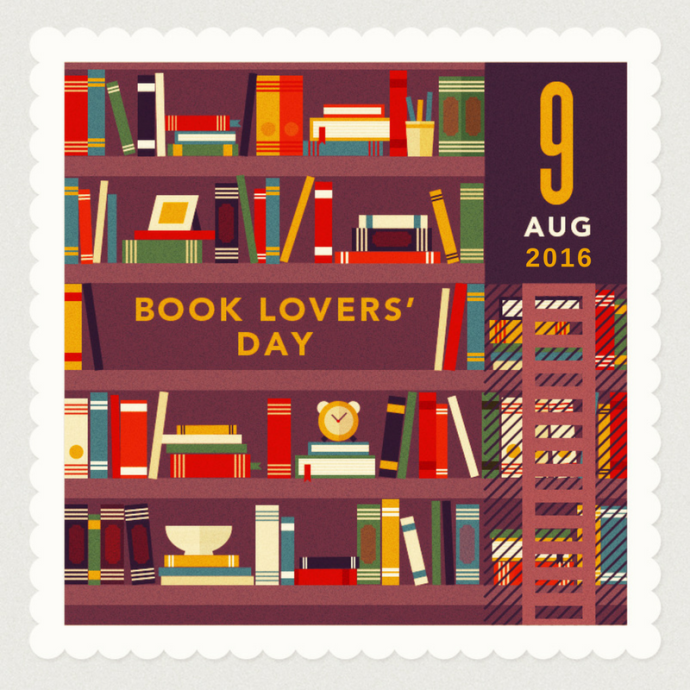 It's National Book Lovers' Day! Here's how to celebrate.